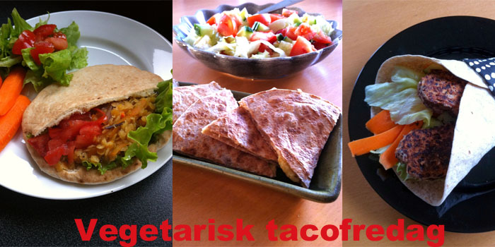vegetarisktacofredag