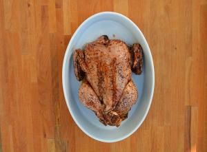 kyckling steg 3