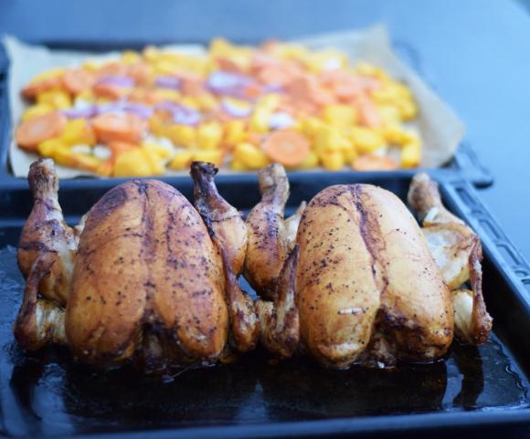 Helgrillad kyckling1