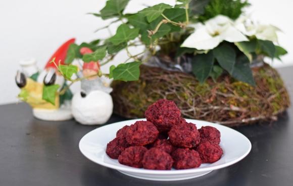 vegetariska köttbullar jul