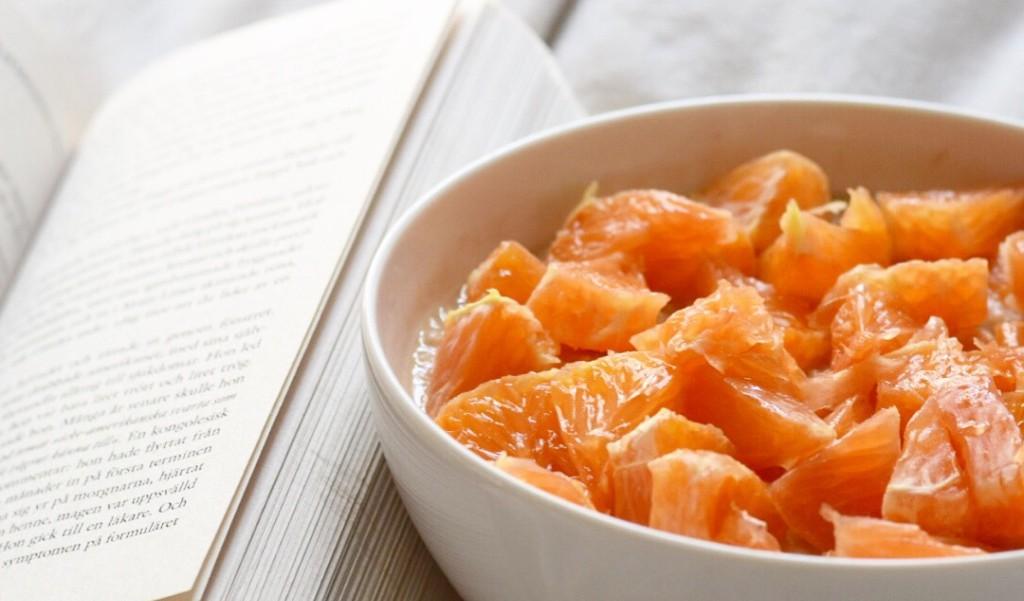 Apelsin och koks, även en god kombination